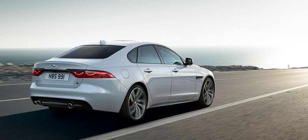 Jaguar XF 2017 berlina premium
