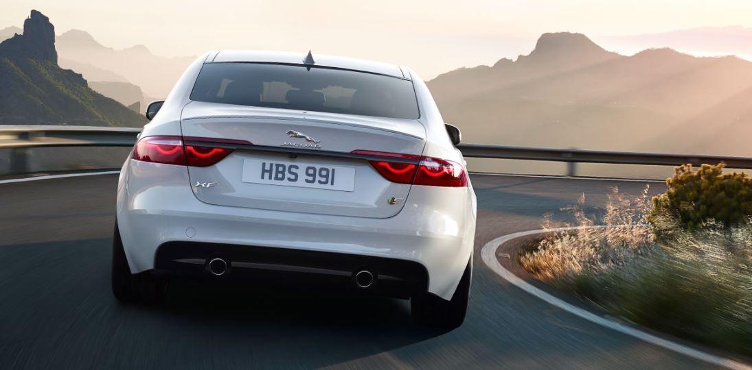 Imagen posterior Jaguar XF2017 berlina premium
