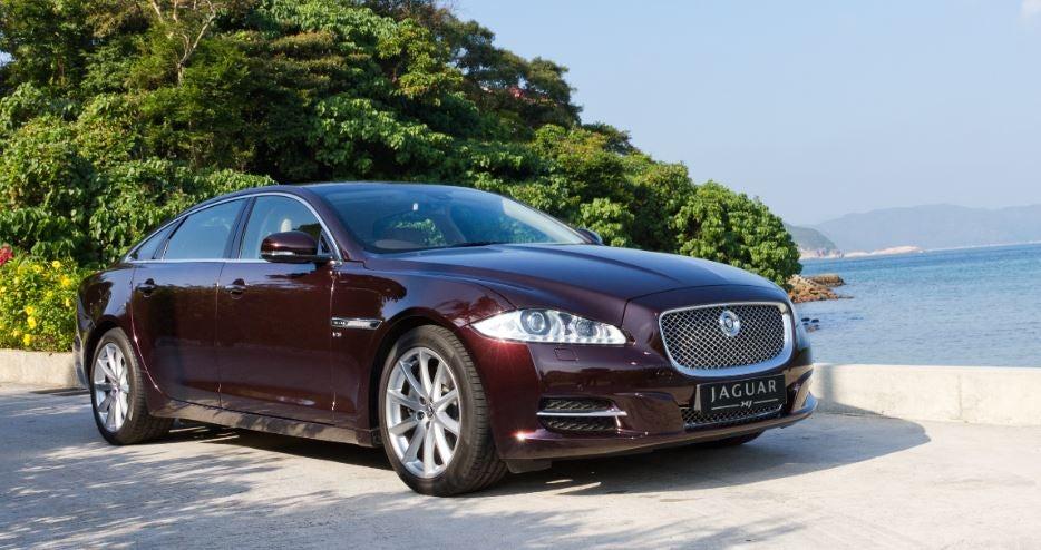 Jaguar marca inglesa historia