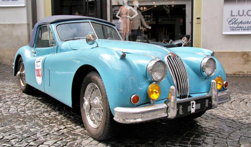 Jaguar marca británica lujo historia
