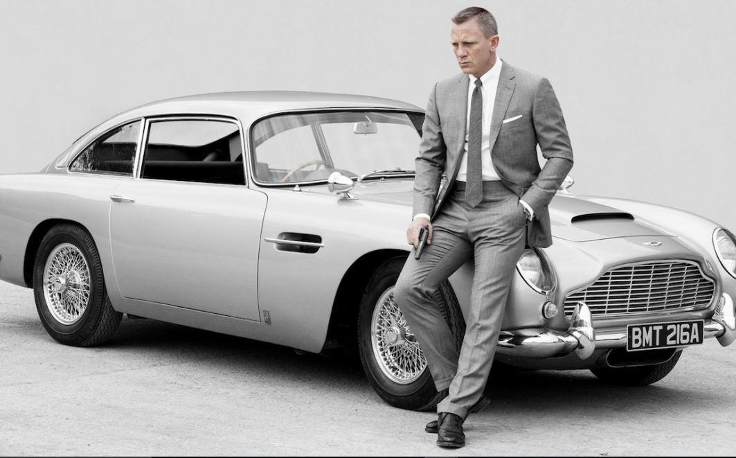 Aston Martin y 007, alianza perfecta