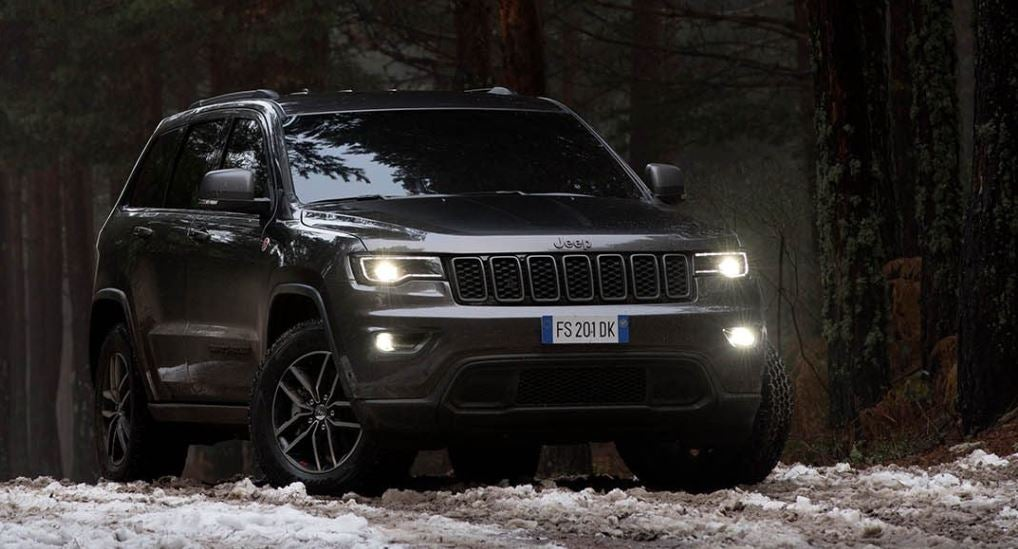 Jeep Grand Cherokee: el gigante norteamericano