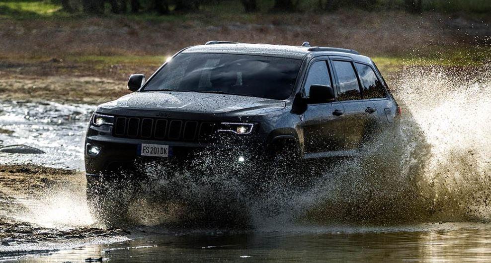 Jeep Grand Cherokee nuevo 2017