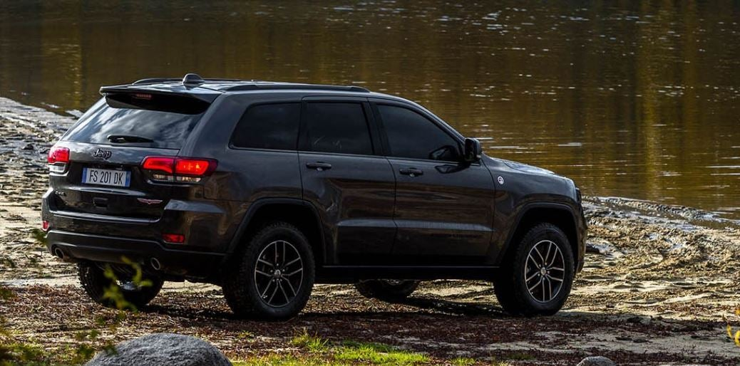 Jeep Grand Cherokee todoterreno coche