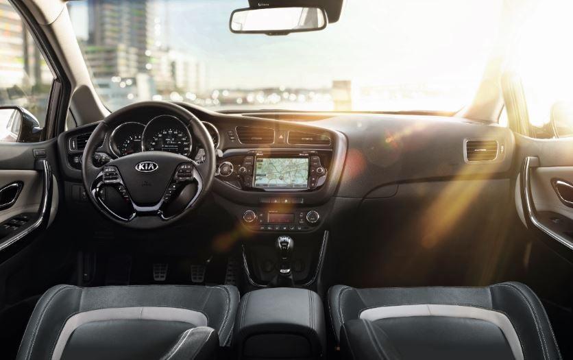 Interior del nuevo Kia Cee´d