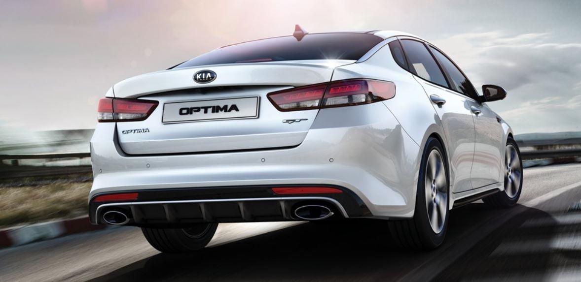 Kia optima GT berlina 2017 2018 rediseño nuevo coche