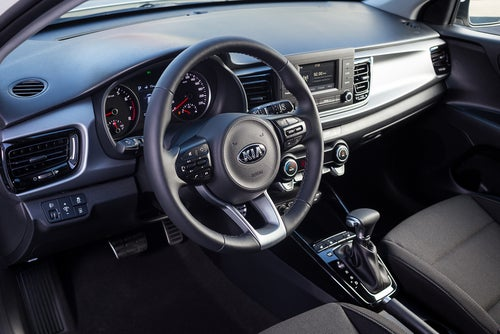 Kia Optima Sportswagon: interior