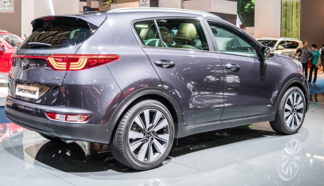 Nuevo Kia Sportage 2017 SUV calidad diseño