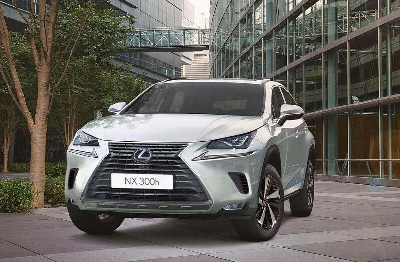 Lexus NX: el lavado de cara del SUV japonés