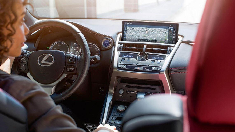 Nuevo Lexus NX SUV 2017 híbrido