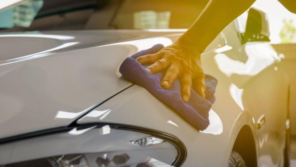 Mejores productos de limpieza para el exterior del coche