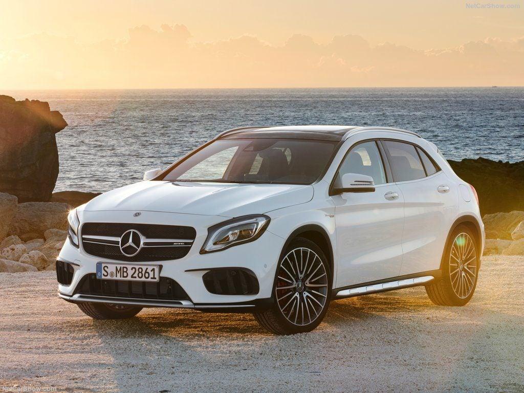 Mercedes-AMG GLA 45, el todocamino más deportivo
