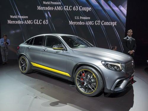 Mercedes-AMG GLC 43 / 63 / 63 S