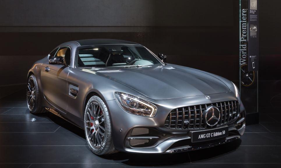 Mercedes-AMG GT C lujo diseño deportivo sport