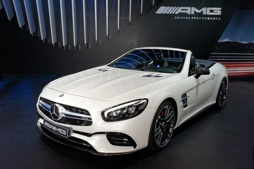 Mercedes-AMG SL 63 / 65