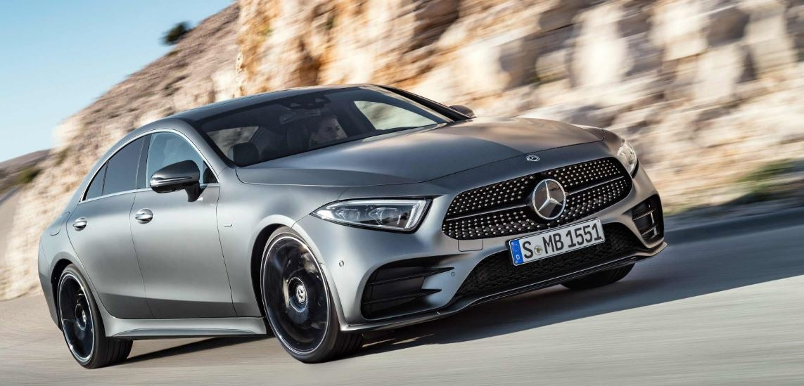 Nuevo Mercedes CLS 2018 premium berlina