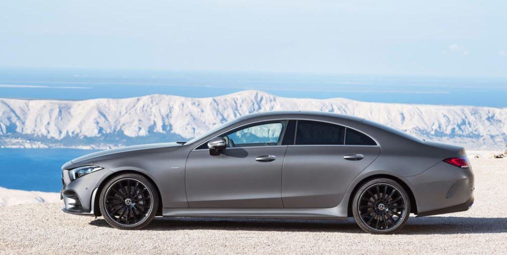 Nuevo Mercedes CLS 2018 berlina premium sport lujo diseño