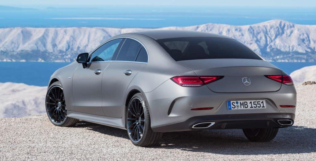 Nuevo Mercedes CLS 2018 berlina lujo premium diseño