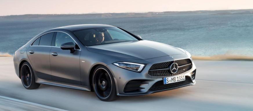Nuevo diseño del Mercedes CLS 2018