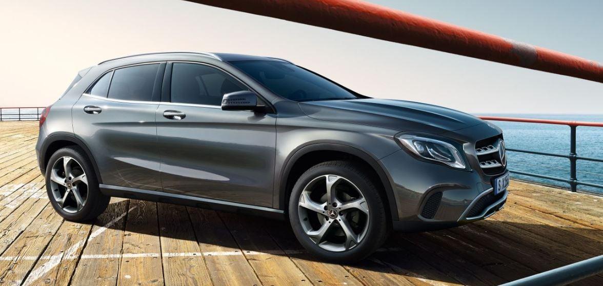 Nuevo Mercedes GLA 2017 2018