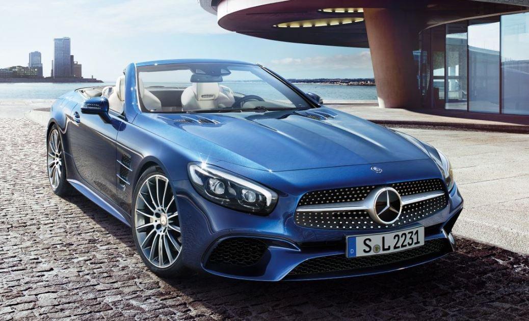 Mercedes SL, un gran turismo descapotable chapado a la antigua