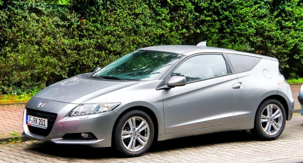 Honda CRZ microhíbridos 48v