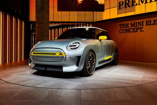 MINI Electric, un concepto prometedor