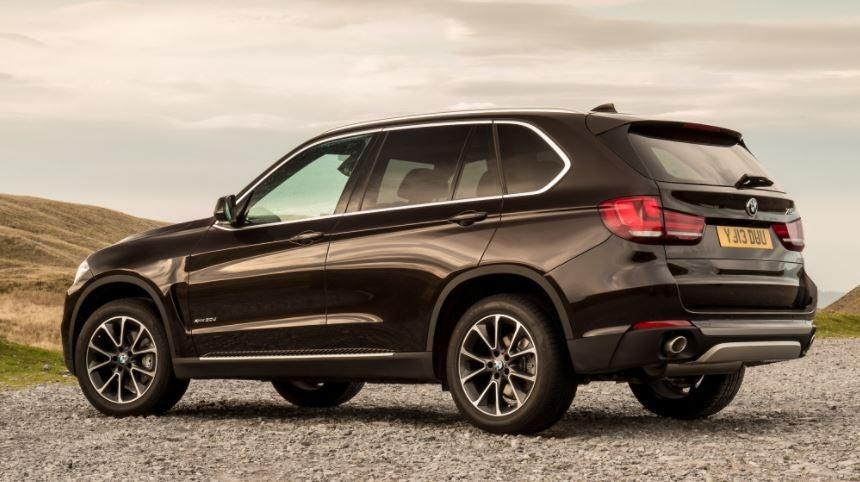 Modelo actual del BMW X5.