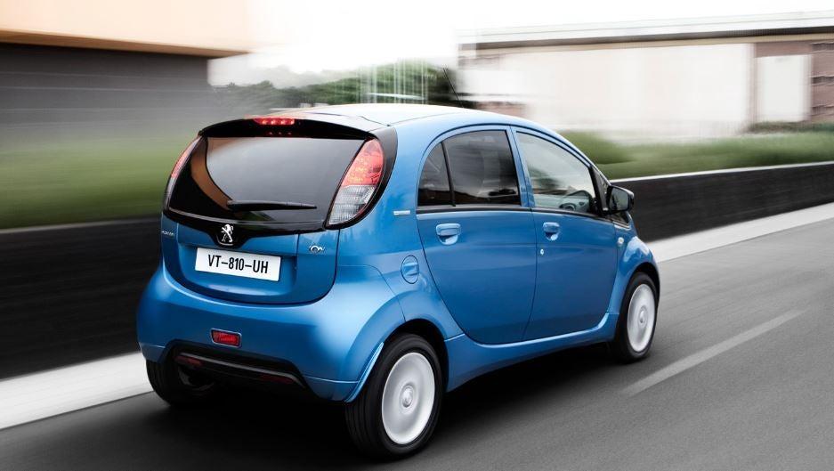 Peugeot Ion 5 puertas