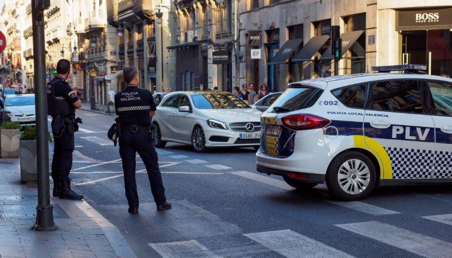 Policía Local funciones