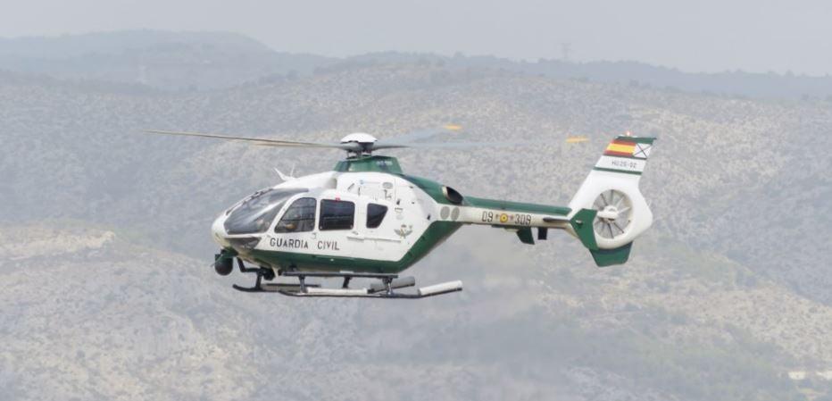 Radares de tramo función sistema seguridad multas helicoptero