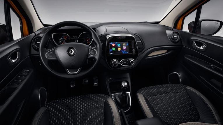 Nuevo Renault Captur 2017 SUV diseño