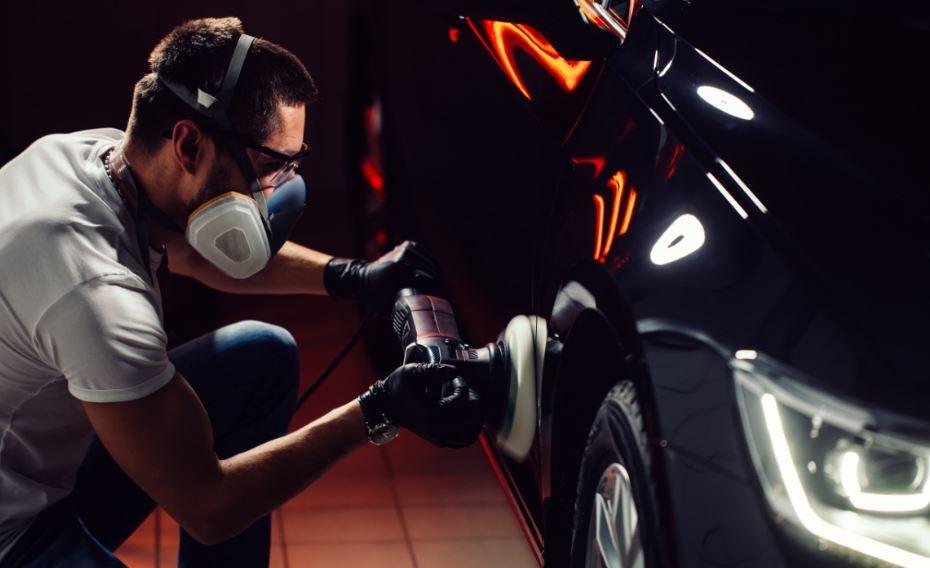 reparar los arañazos de tu coche