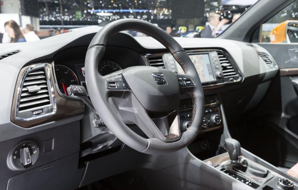 SEAT Ateca 2018 SUV Todoterreno