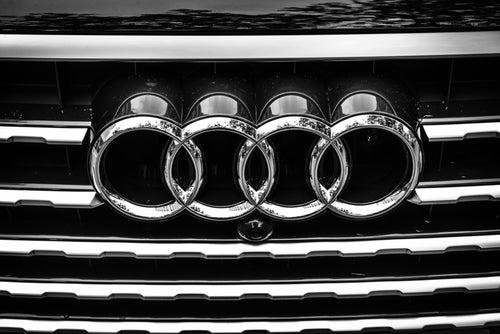Símbolo Audi: significado