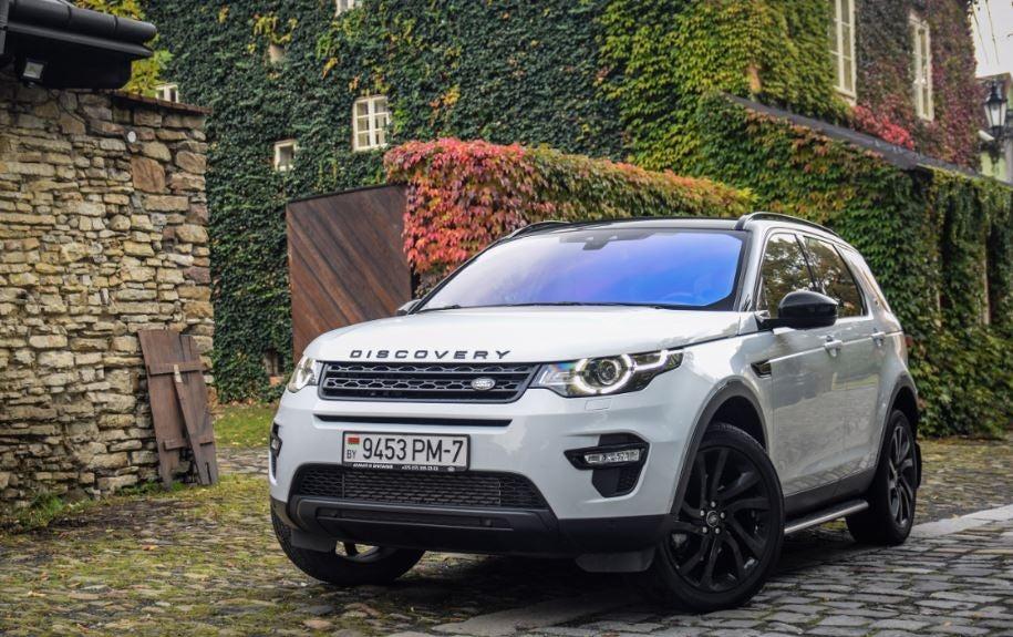 Mejores coches todoterreno del mercado Land Rover Discovery