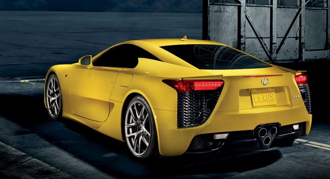 Gama de lujo Lexus F, diseños exclusivos y modelos premium.