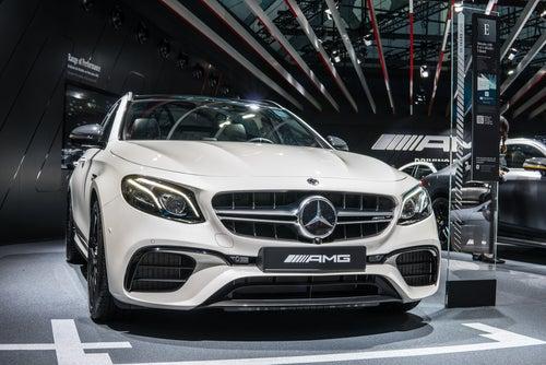 Mercedes-AMG E 43 / 63 / 63 S