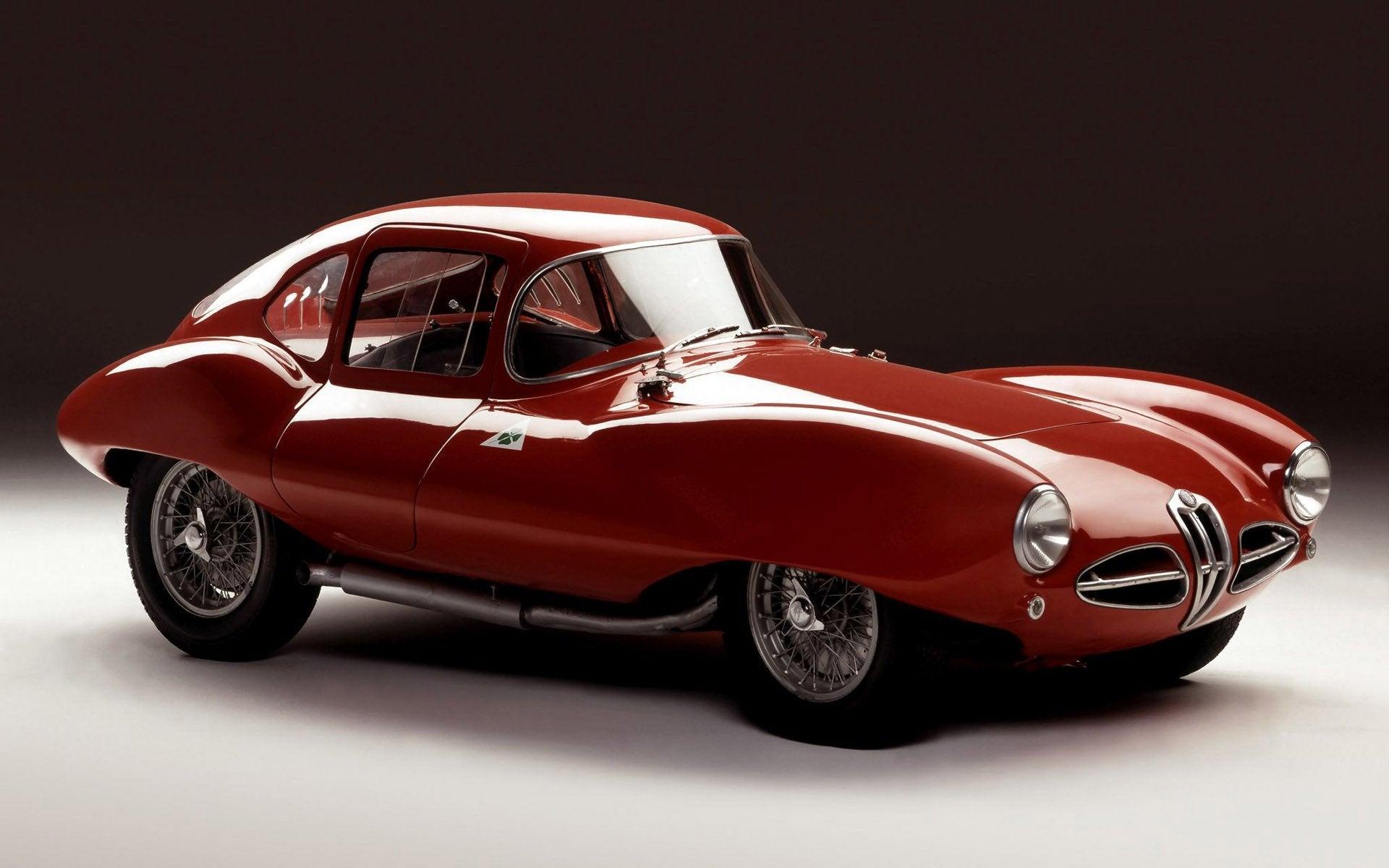 Clásico: Alfa Romeo C52 Disco Volante 1952