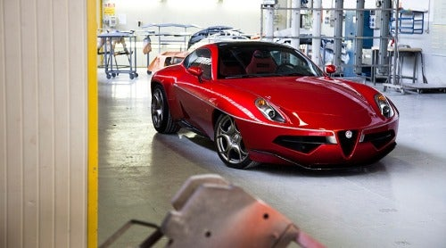 Clásico: Alfa Romeo C52 Disco Volante 2013