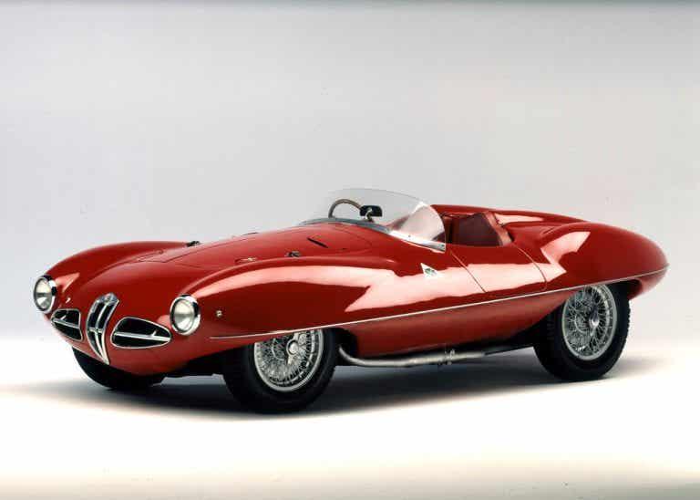 Alfa Romeo C52 'Disco Volante'