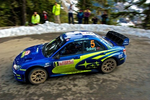 World Rally Championship: Subaru Impreza