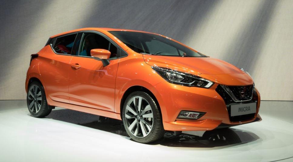 Coches más seguros del mercado: Nissan Micra