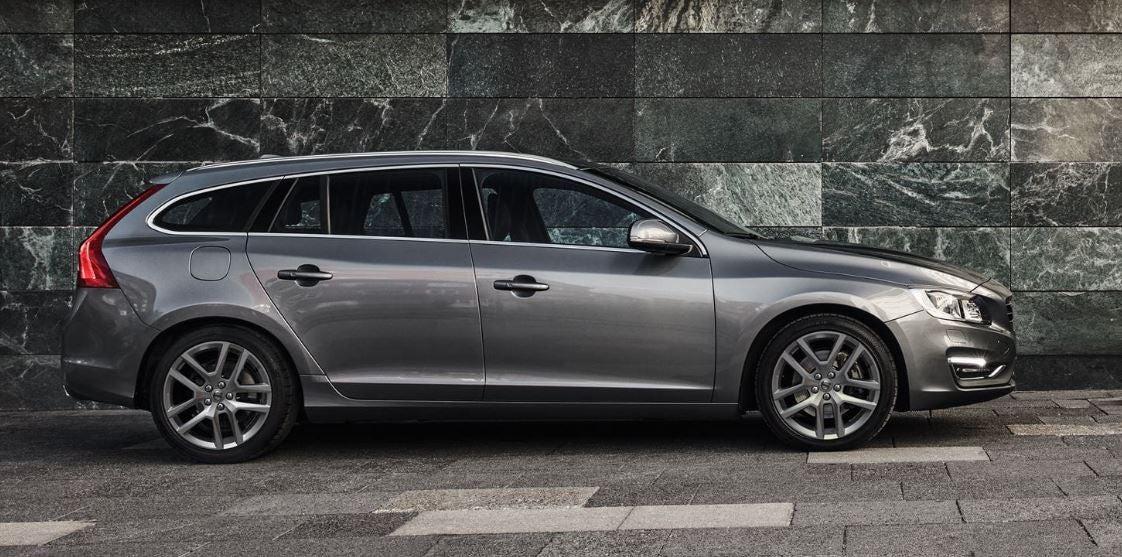 Lista de la marca de coches más segura del mercado y sus modelos, entre los que se encuentra el Volvo V60.