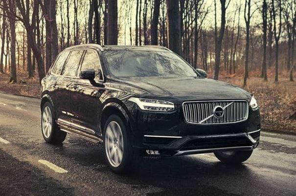 El Volvo XC90 se encuentra dentro de la lista de los modelos y la marca de coches más segura del mercado.