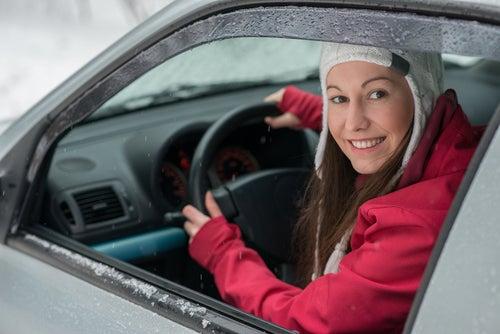 Conducción en invierno: aspectos a tener en cuenta