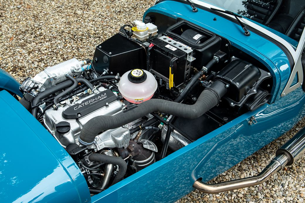 Deportivo Caterham Seven 160: motor