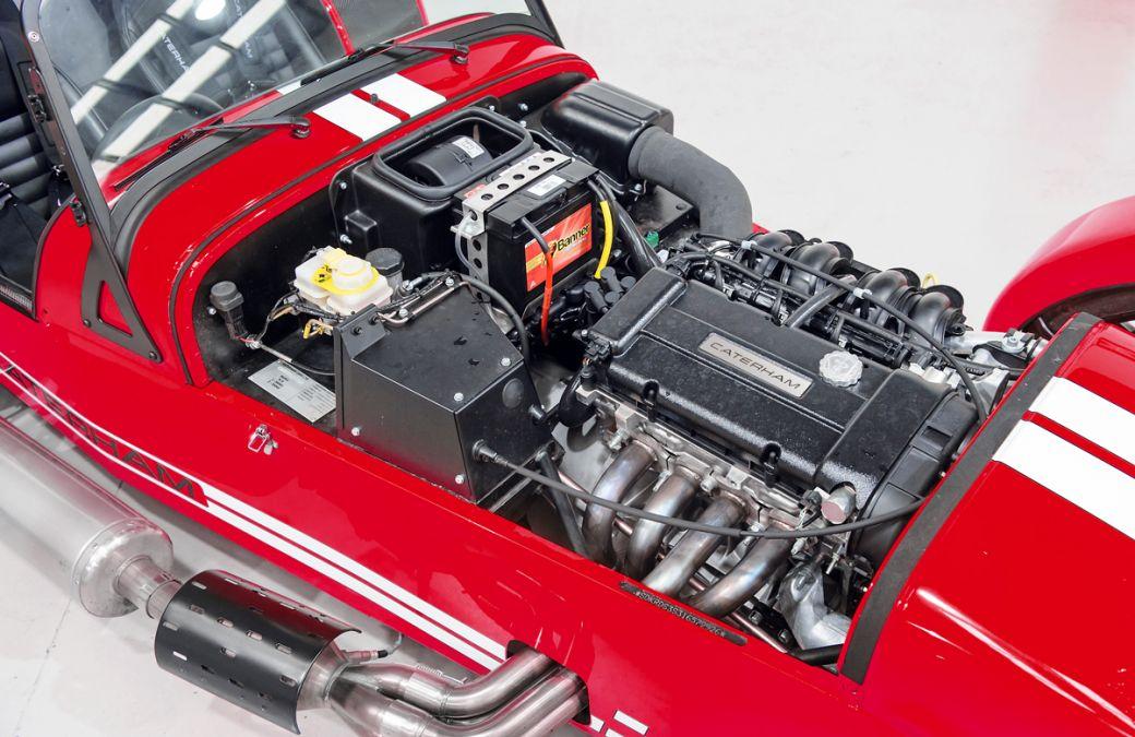 Deportivo Caterham Seven 310: motor