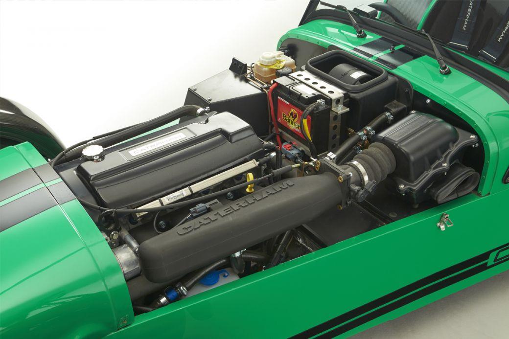 Deportivo Caterham Seven 360: motor