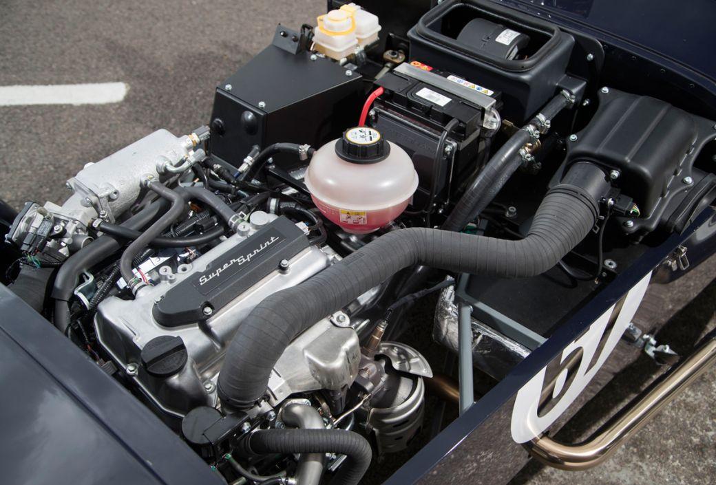 Deportivo Caterham Seven Supersprint: motor